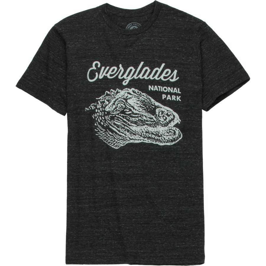 Parks Project Everglades Crew - Short-Sleeve - Mens