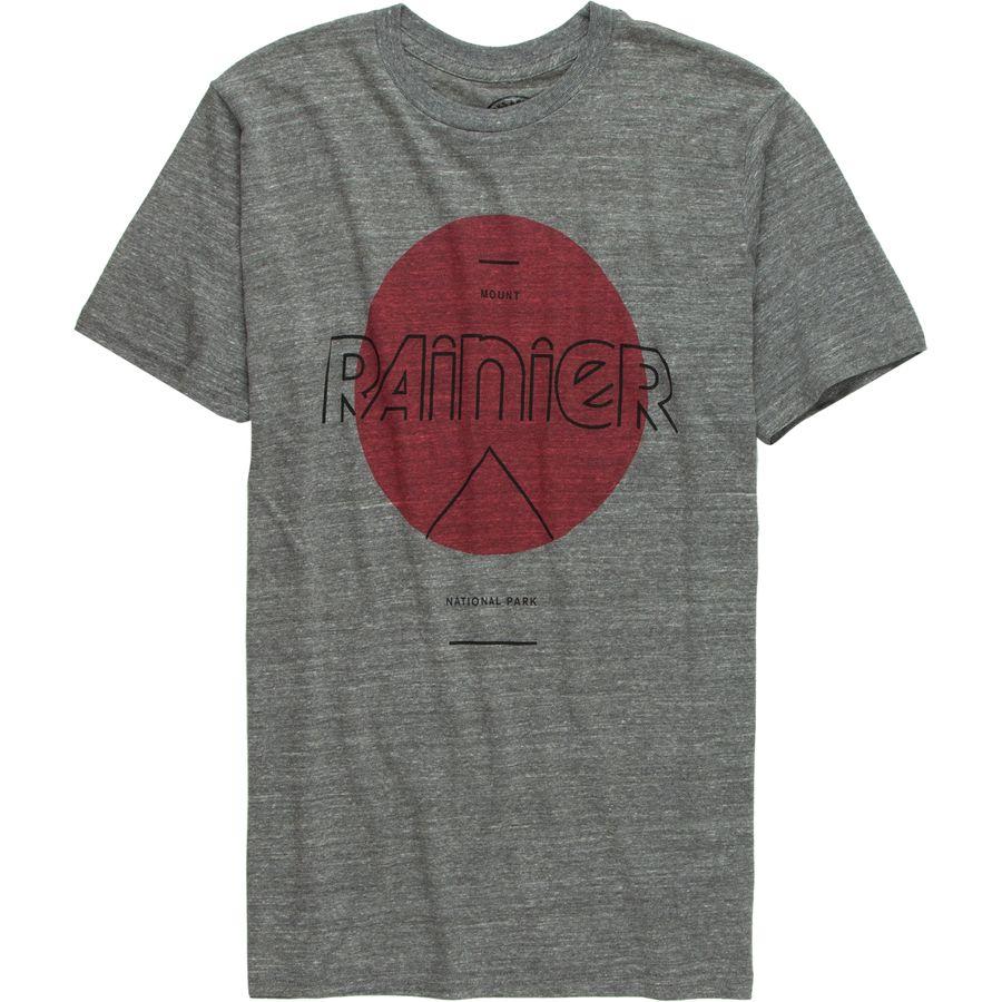 Parks Project Rainier Mod Sun T-Shirt - Short-Sleeve - Mens
