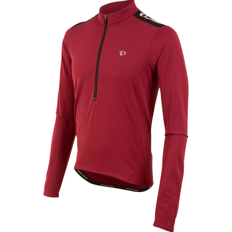 Pearl Izumi Quest Jersey - Long Sleeve - Men's