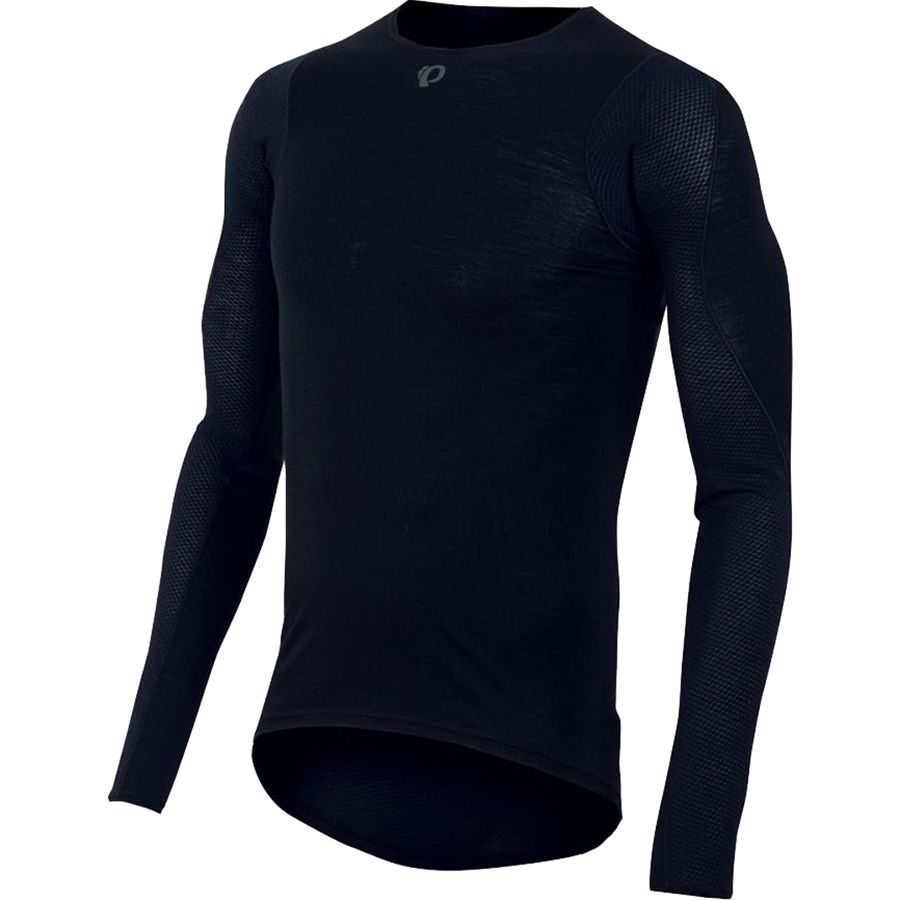 Pearl Izumi Transfer Wool Base Layer - Long-Sleeve - Mens