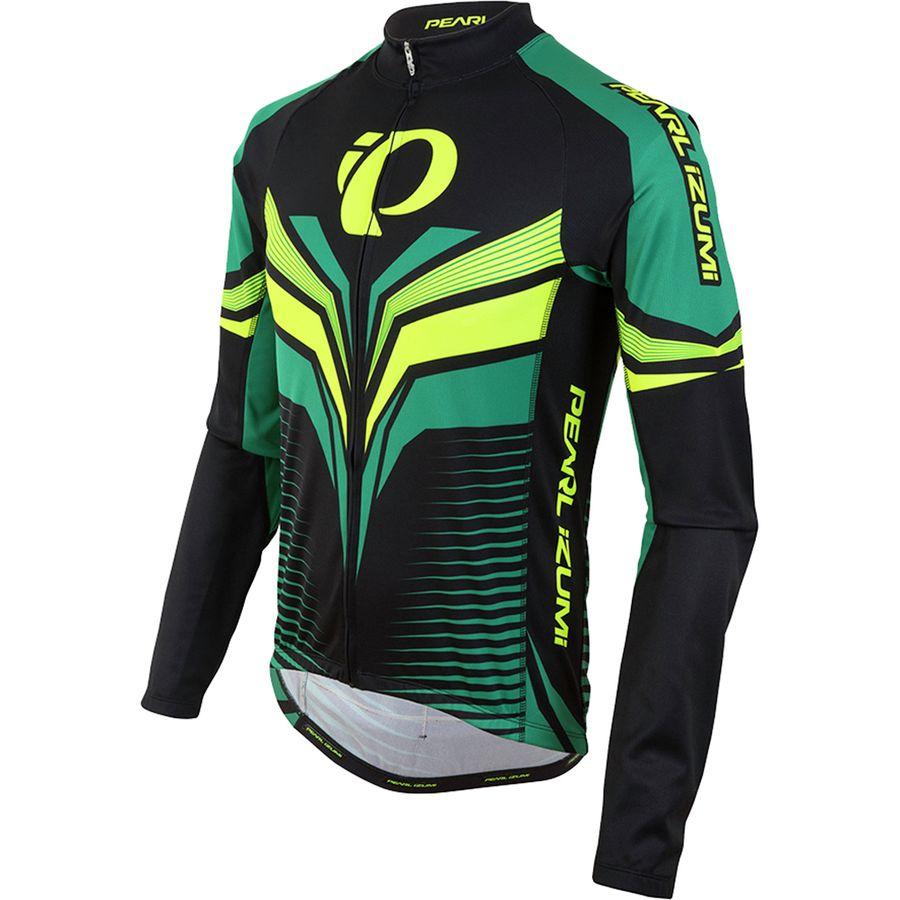 Pearl Izumi Elite Thermal LTD Cycling Jersey - Mens