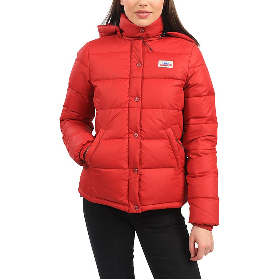 Thermal jackets for women