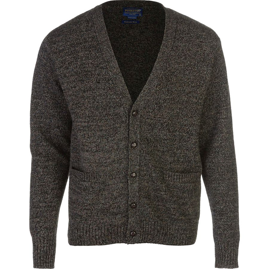 Pendleton Shetland Cardigan Sweater - Mens