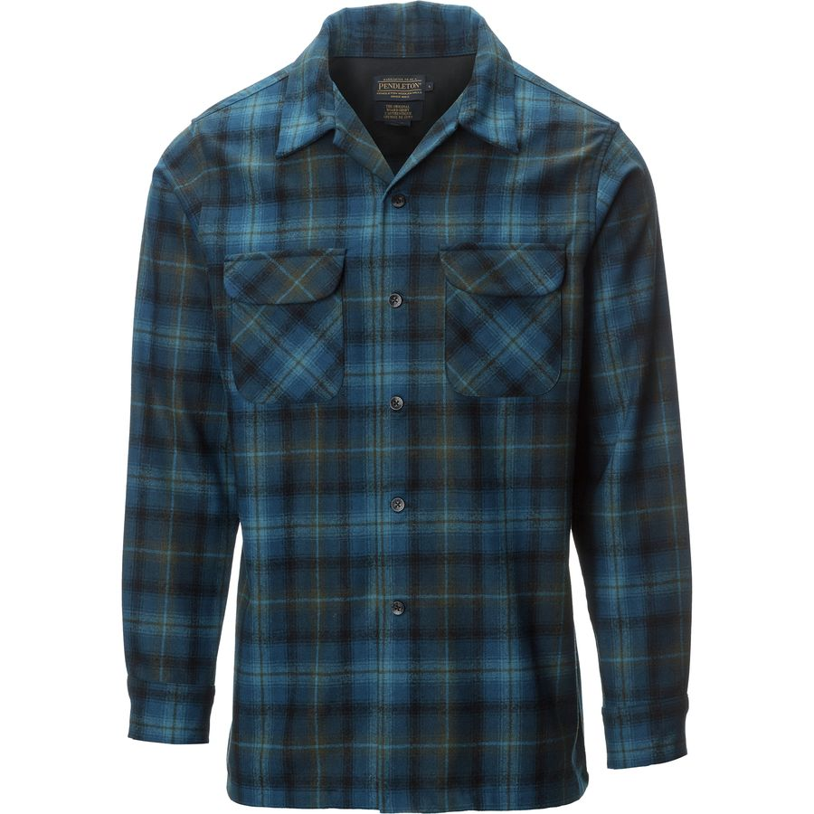 pendleton fitted board shirt long sleeve men 39 s