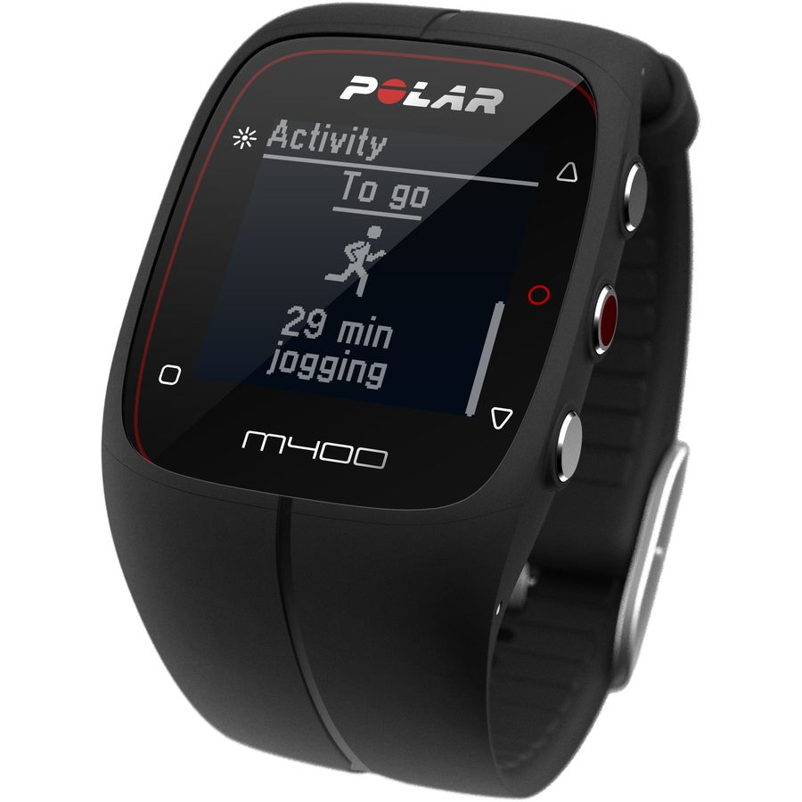 polar m400 gps with heart rate monitor. Black Bedroom Furniture Sets. Home Design Ideas
