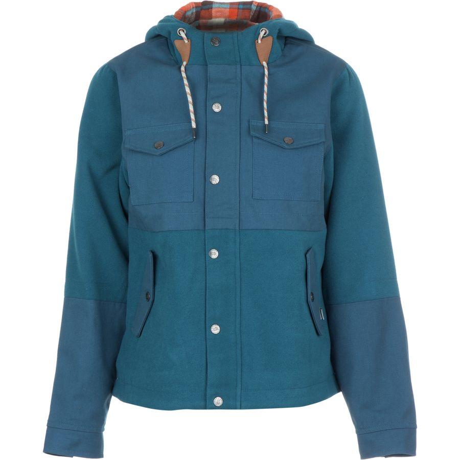 Poler Pinion Wool/Canvas Jacket - Women's