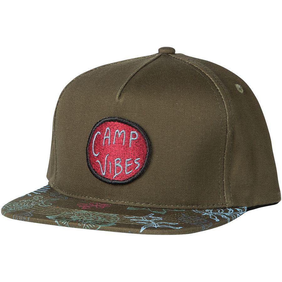 poler cv bro snapback hat