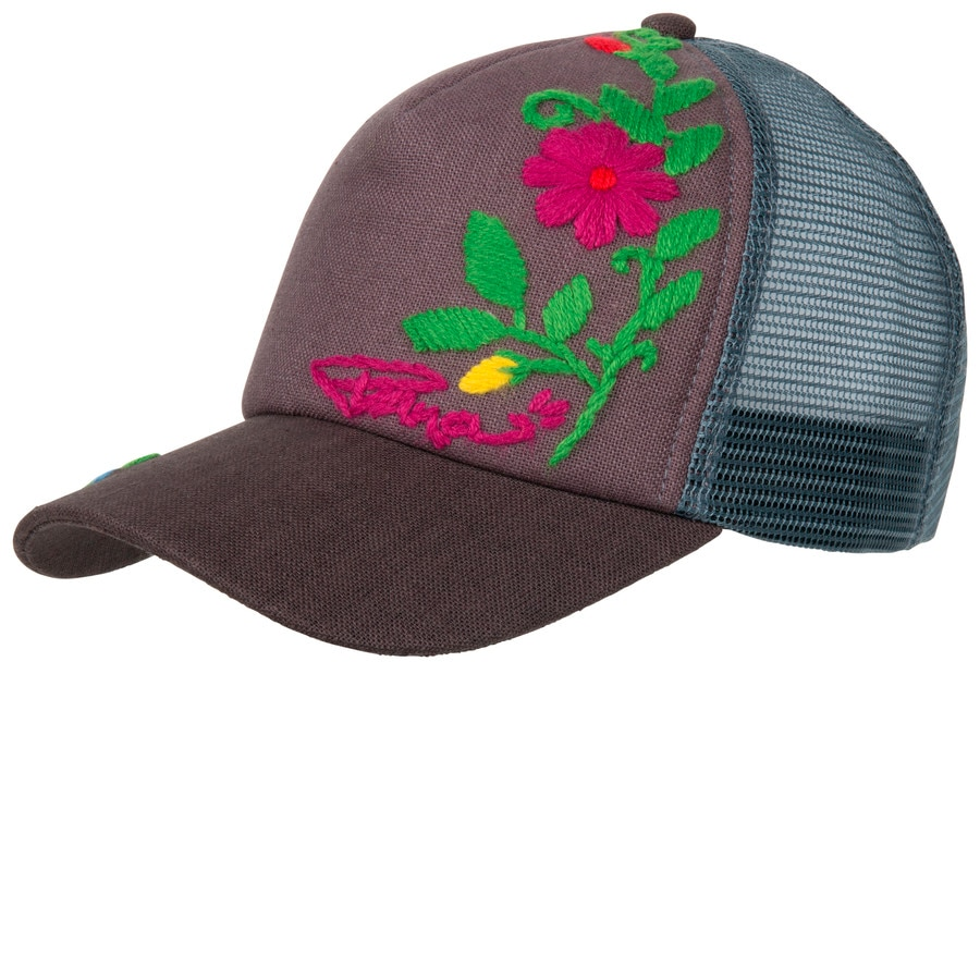 Prana embroidered trucker hat women s backcountry