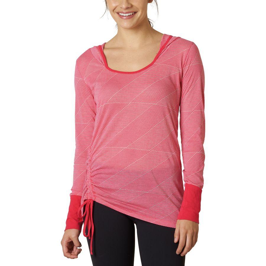 Prana vinyasa hooded shirt women 39 s for Prana women s shirts