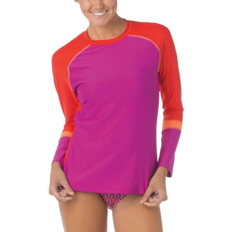 Prana lorelei sun shirt long sleeve women 39 s for Prana women s shirts