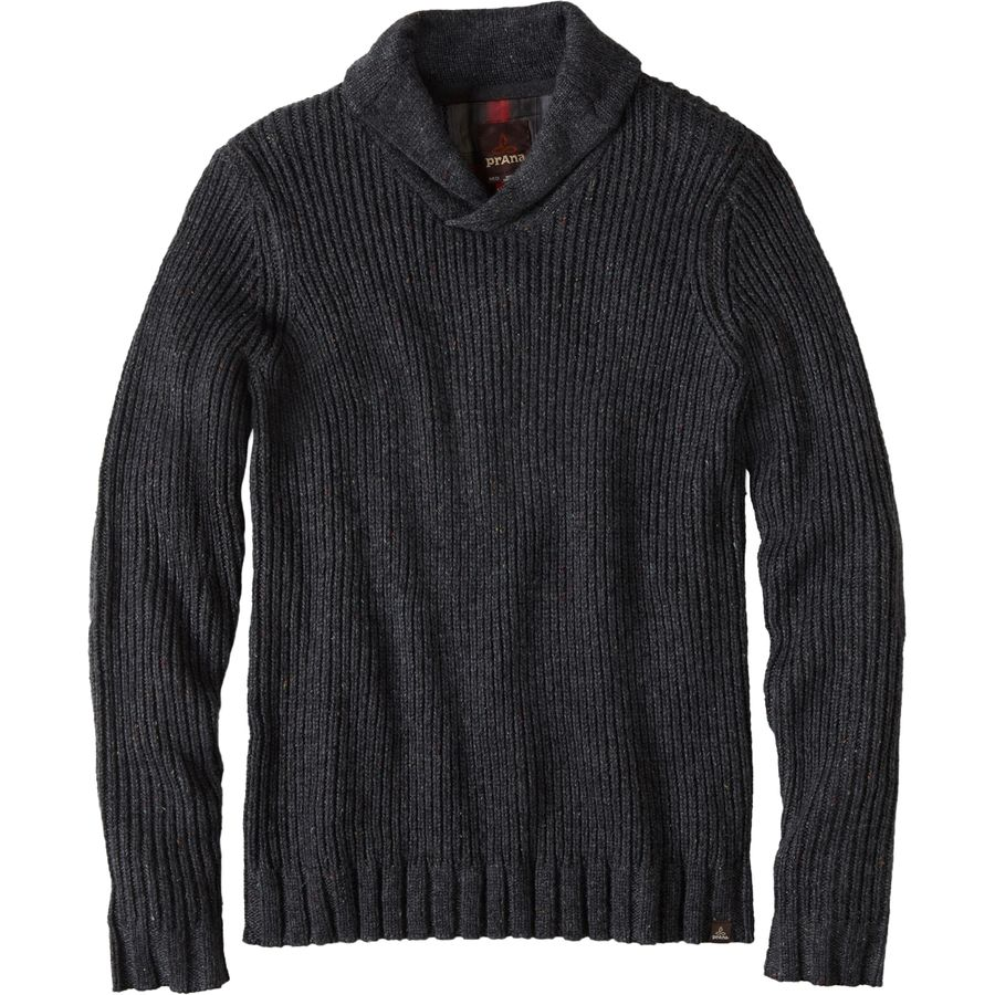 Prana Onyx Sweater - Mens