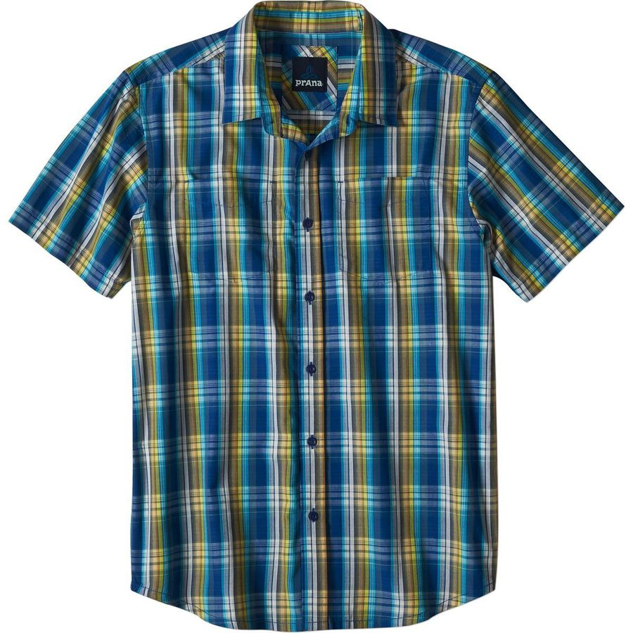 Prana Holten Shirt - Short-Sleeve - Mens