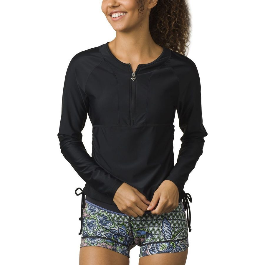 Prana arwyn sun top long sleeve women 39 s for Prana women s shirts