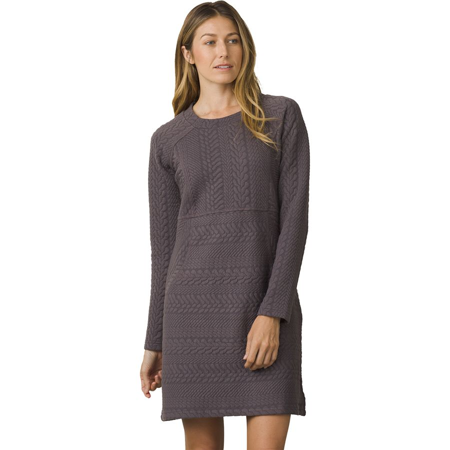 Prana Macee Dress - Long-Sleeve - Womens