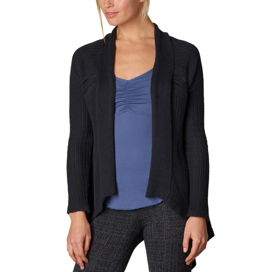 Prana Diamond Sweater Cardigan - Womens