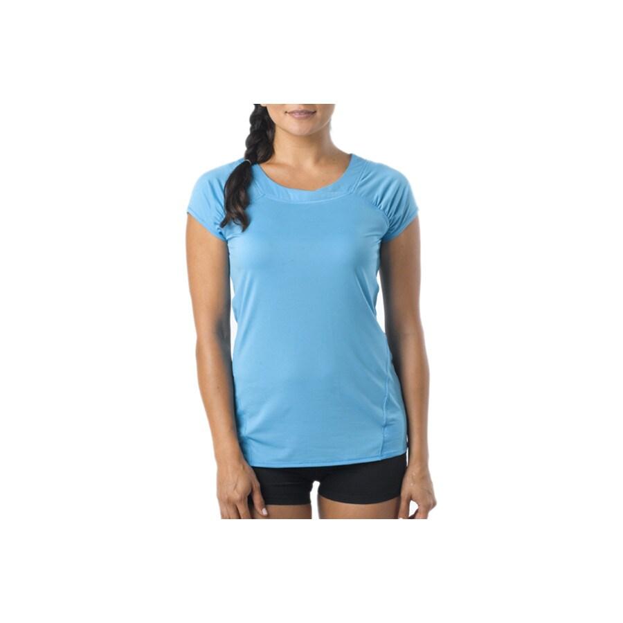 Prana cheri shirt short sleeve women 39 s for Prana women s shirts