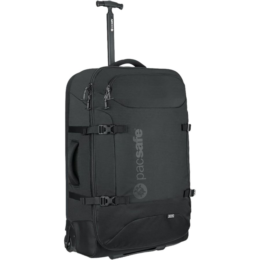pacsafe toursafe at29 wheeled duffel bag. Black Bedroom Furniture Sets. Home Design Ideas