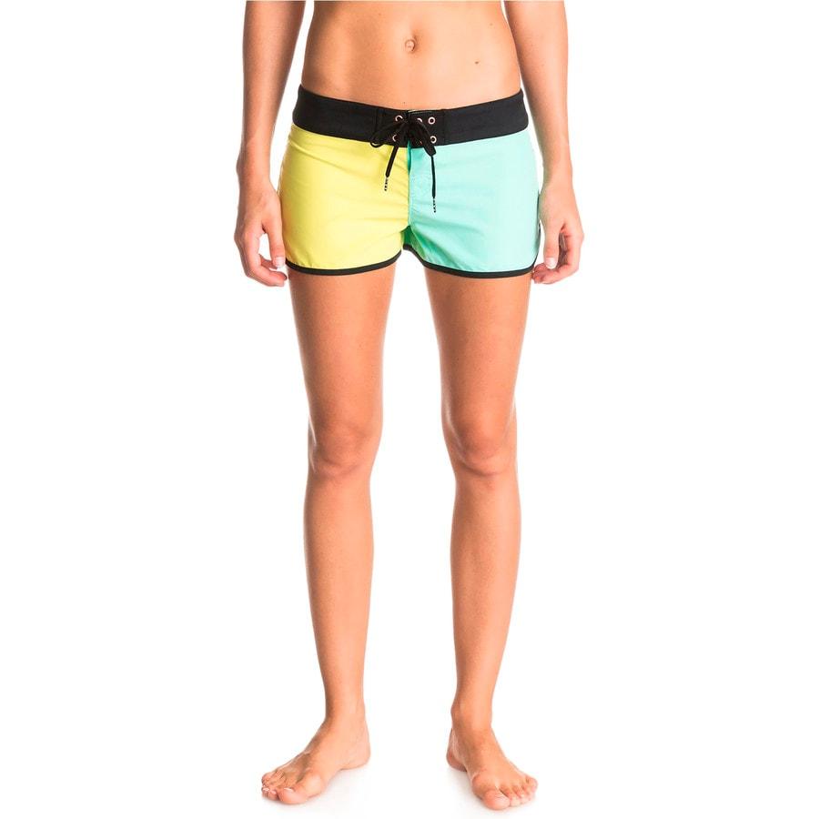 Roxy performance 2in board short women 39 s for Women s fishing shorts