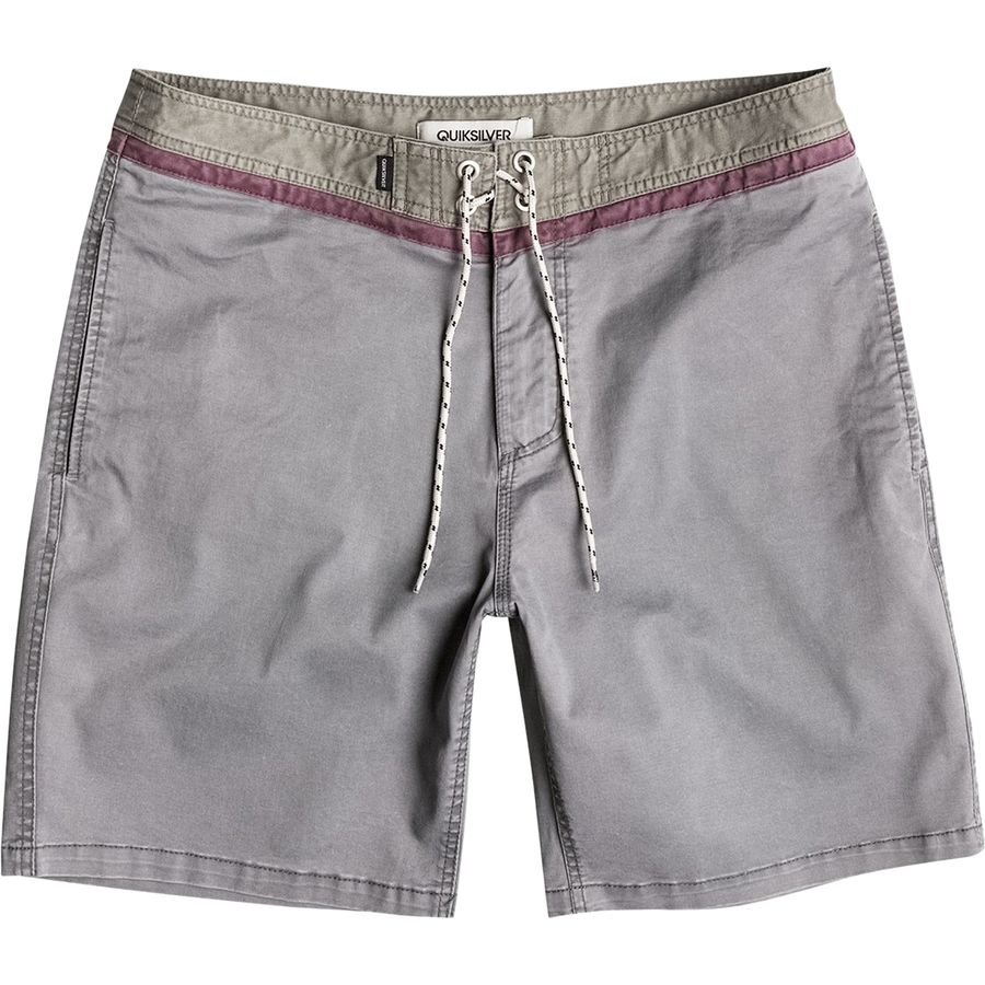 Quiksilver Street Trunk Yoke Short - Mens