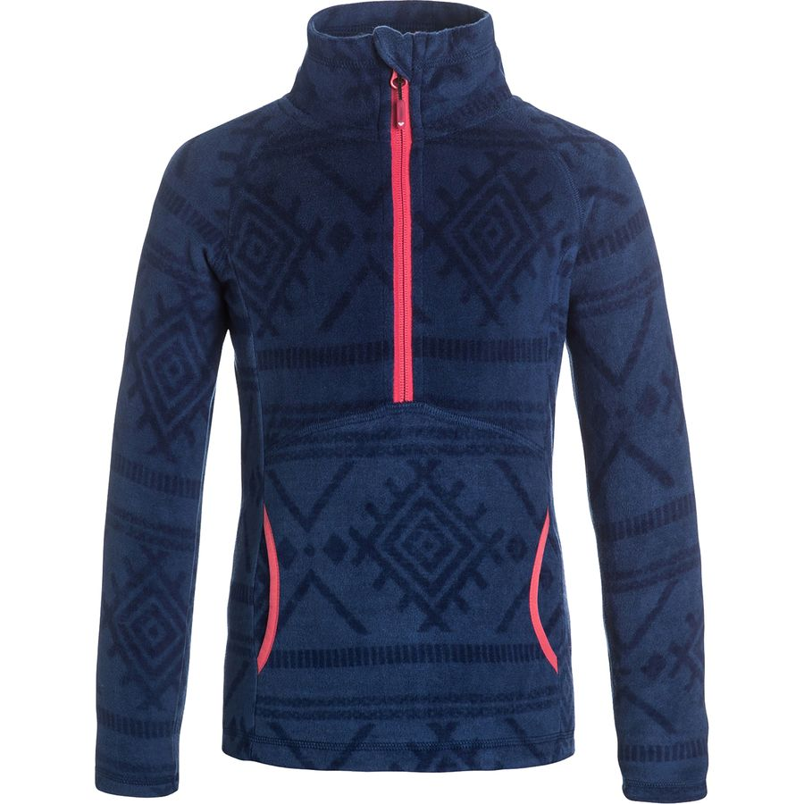 Roxy Cascade Pullover Fleece -  Girls