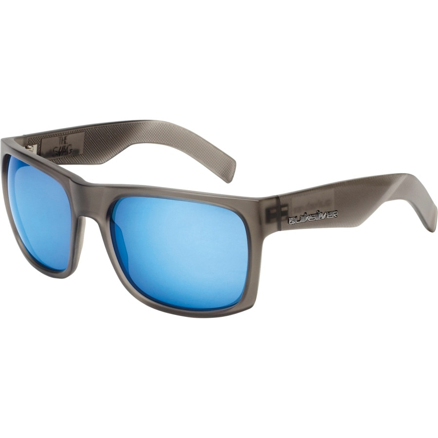 quiksilver snag injected sunglasses backcountry