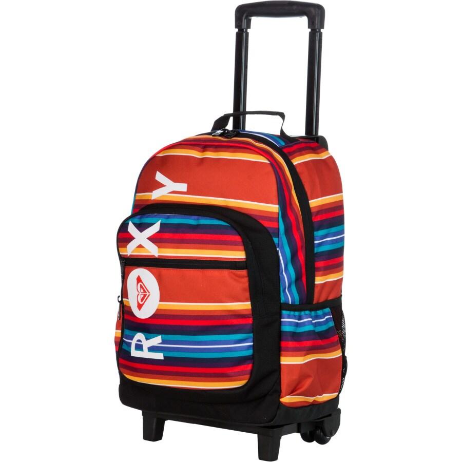 Roxy Rolling Backpacks | Cg Backpacks