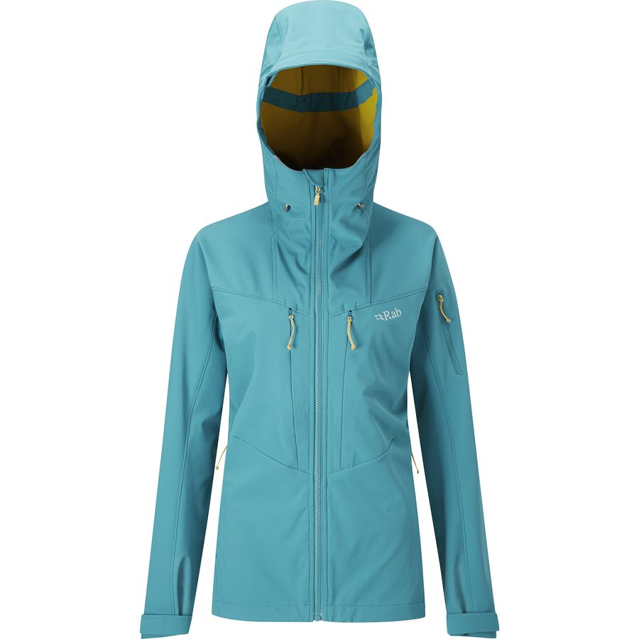Softshell jacket women