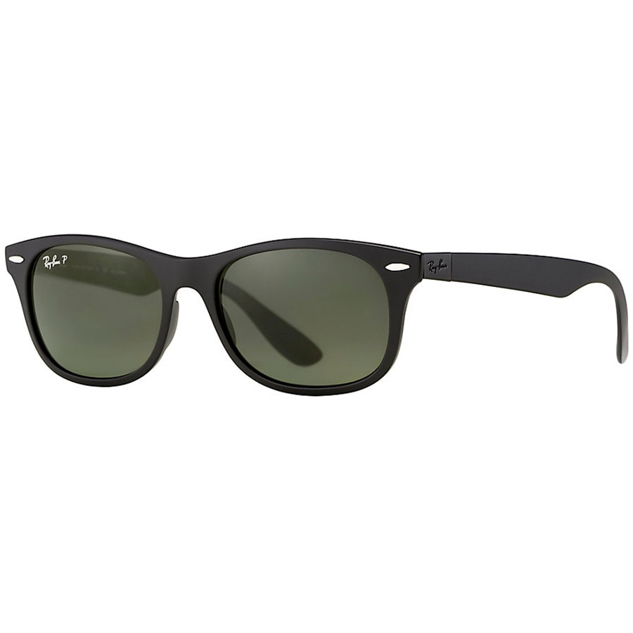 ray ban new wayfarer liteforce sunglasses polarized. Black Bedroom Furniture Sets. Home Design Ideas