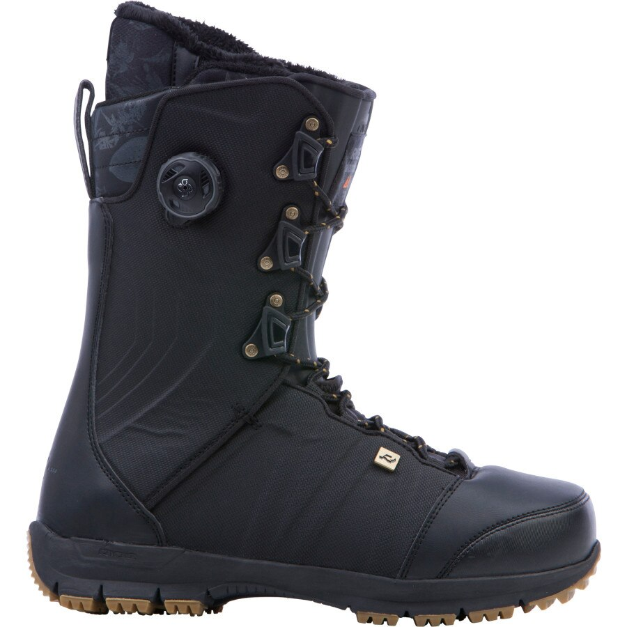 ride fuse boa snowboard boot s