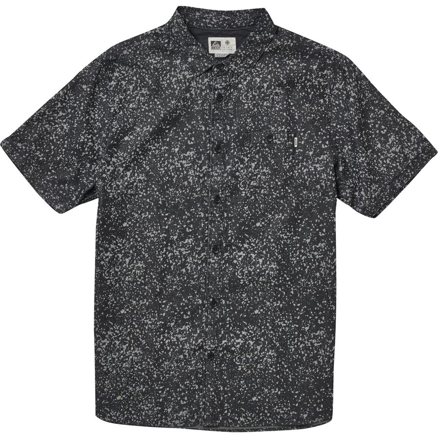 Reef Galaxy Shirt - Short-Sleeve - Mens