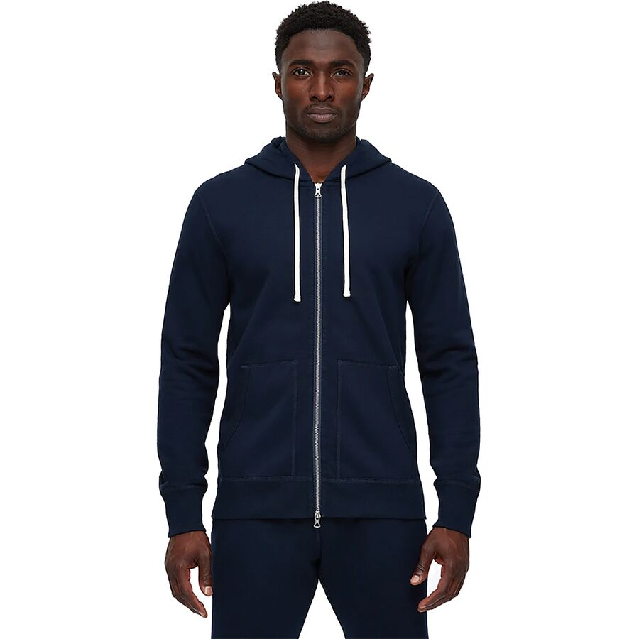 Reigning Champ Full Zip Hoodie Men S Backcountry Com