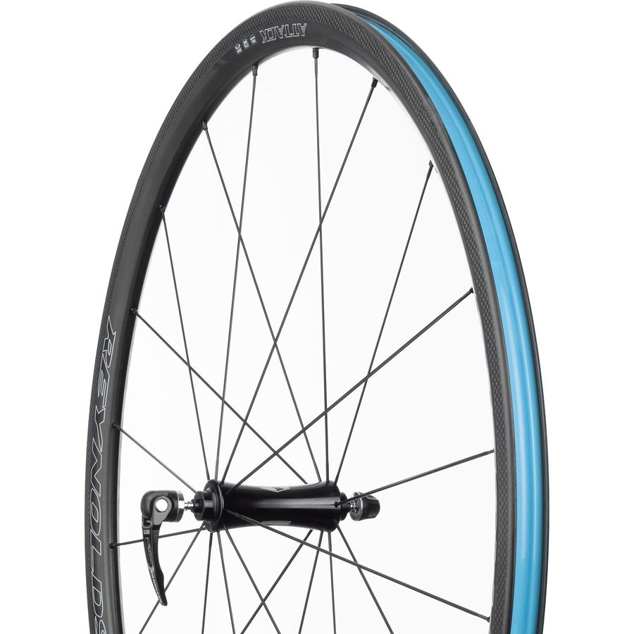 Reynolds Attack Carbon Wheelset - Tubeless