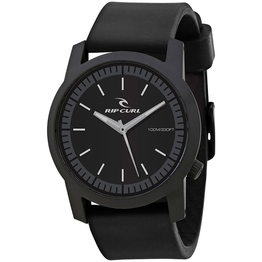 rip curl cambridge silicone abs watch. Black Bedroom Furniture Sets. Home Design Ideas