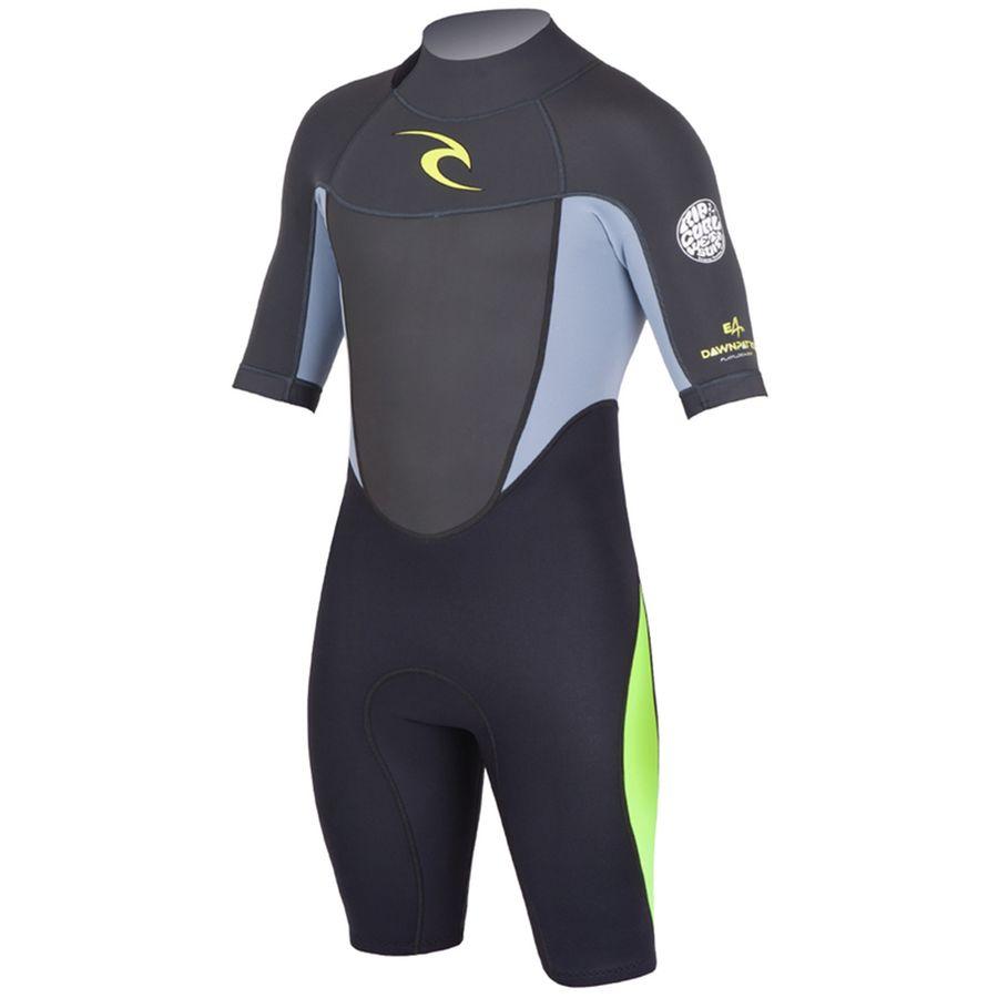 Rip Curl Dawn Patrol Spring Wetsuit - Short-Sleeve - Men's