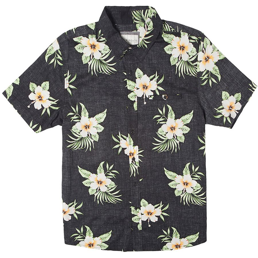 Rip Curl Ransom Shirt - Short-Sleeve - Mens