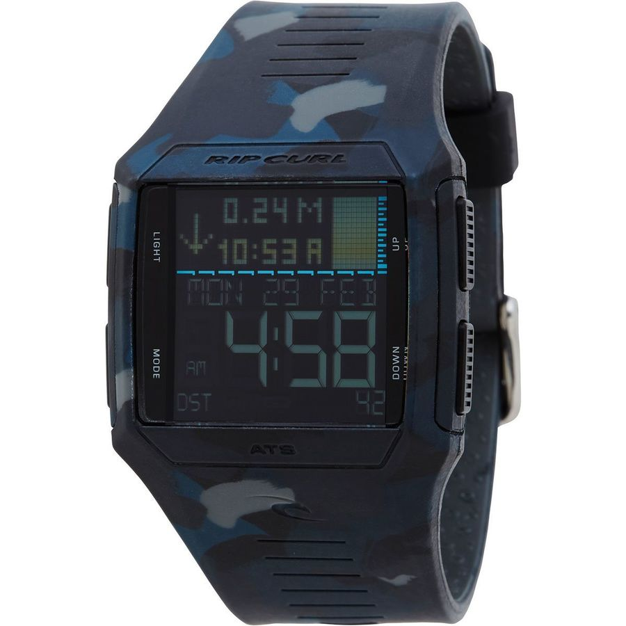 Amazon.com: Rip Curl Men's 'Rifles SS Tide Gunmetal ...