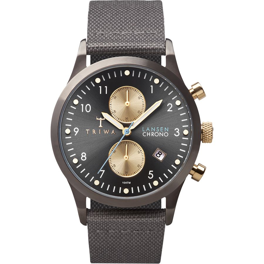 Gents Triwa Nevil Chrono Chronograph Watch ...