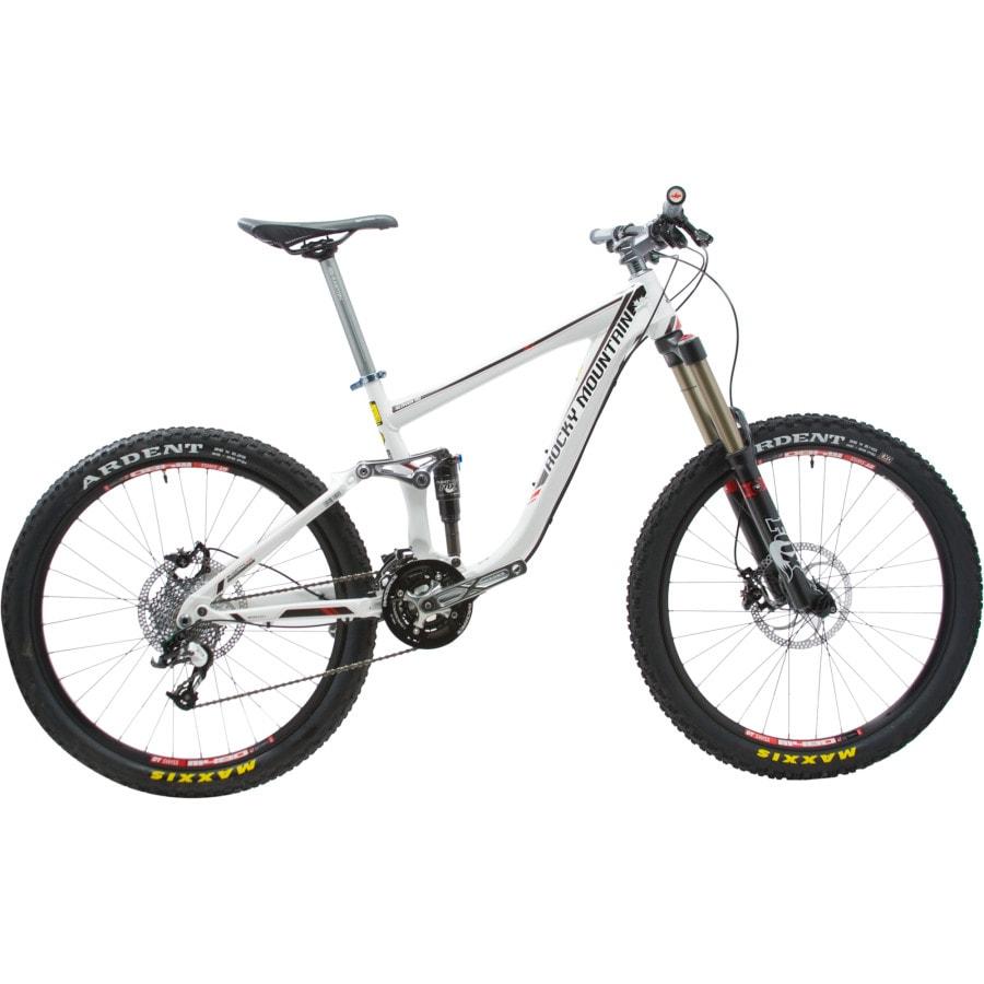 rocky mountain slayer 50 bike 2012. Black Bedroom Furniture Sets. Home Design Ideas