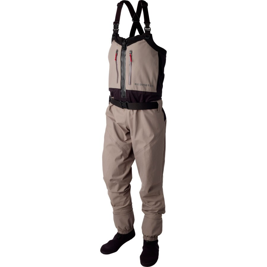 Redington sonic pro stocking foot wader women 39 s for Fishing waders reviews