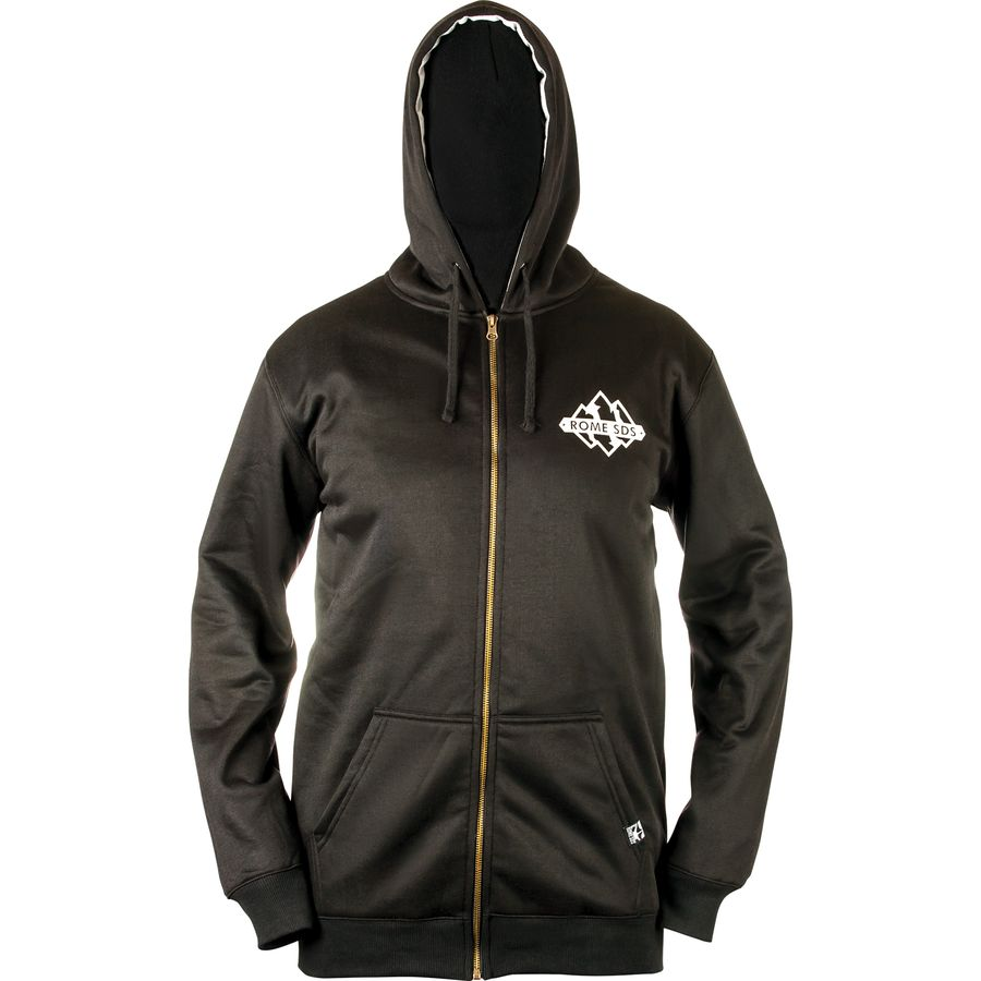 Rome Mountain Full-Zip Hoodie - Mens