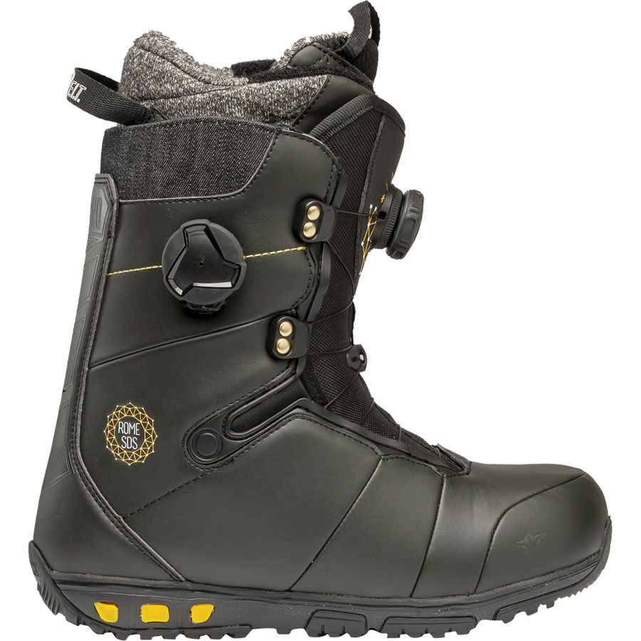 rome inferno boa snowboard boot s backcountry