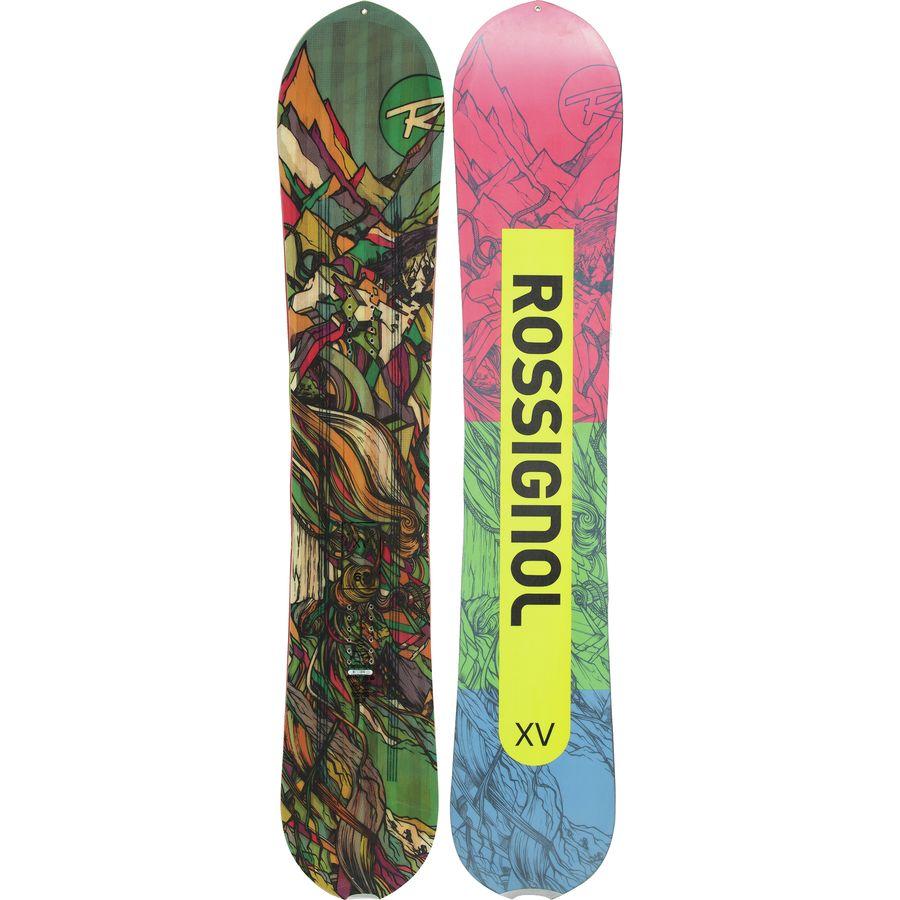 rossignol xv snowboard backcountrycom