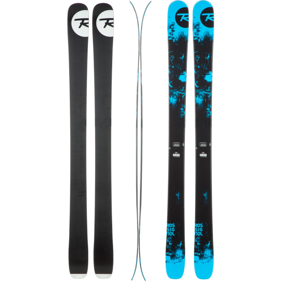 rossignol s7 pro freeride ski kids 39. Black Bedroom Furniture Sets. Home Design Ideas