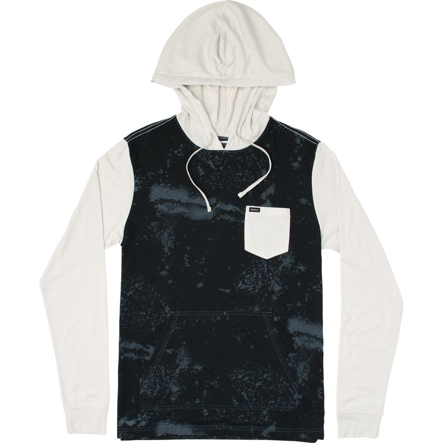 RVCA Set Up Pullover Hoodie - Mens