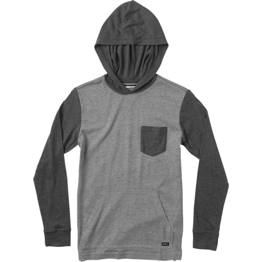 RVCA Set Up Pullover Hoodie - Boys