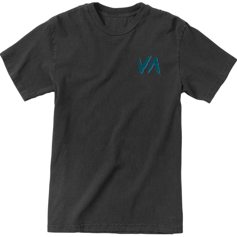 RVCA Shredder VA Slim T-Shirt - Short-Sleeve - Mens