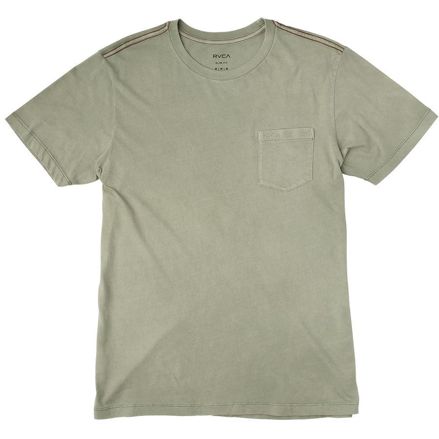 Rvca ptc 2 pigment t shirt men 39 s for Rvca mens t shirts