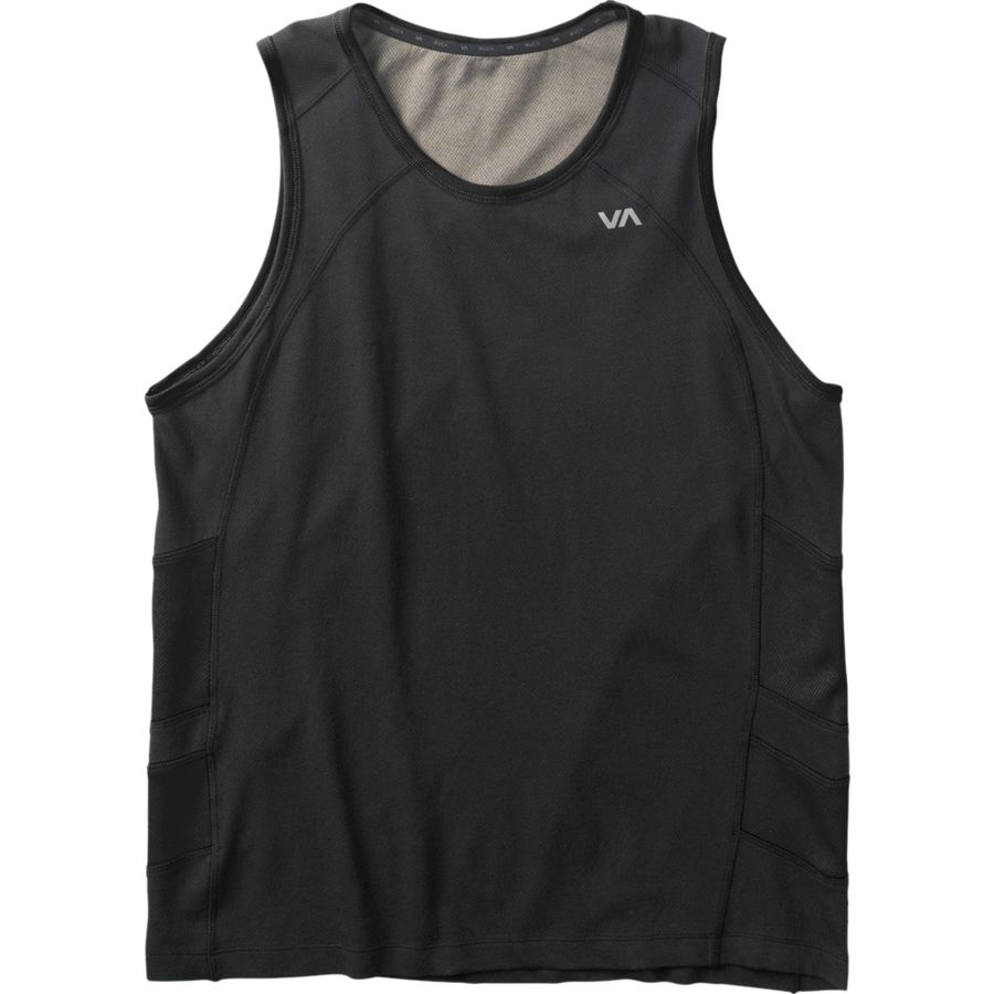 RVCA Free Agents Tank Top - Mens