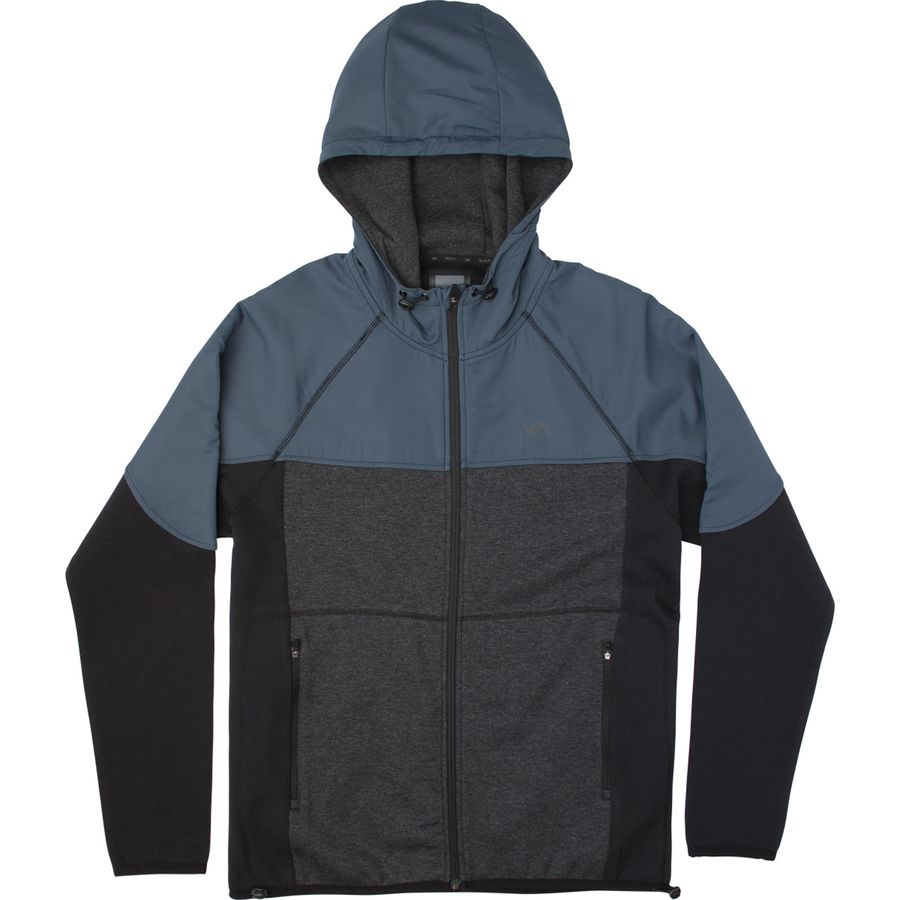 RVCA Advanced II Full-Zip Hoodie - Mens