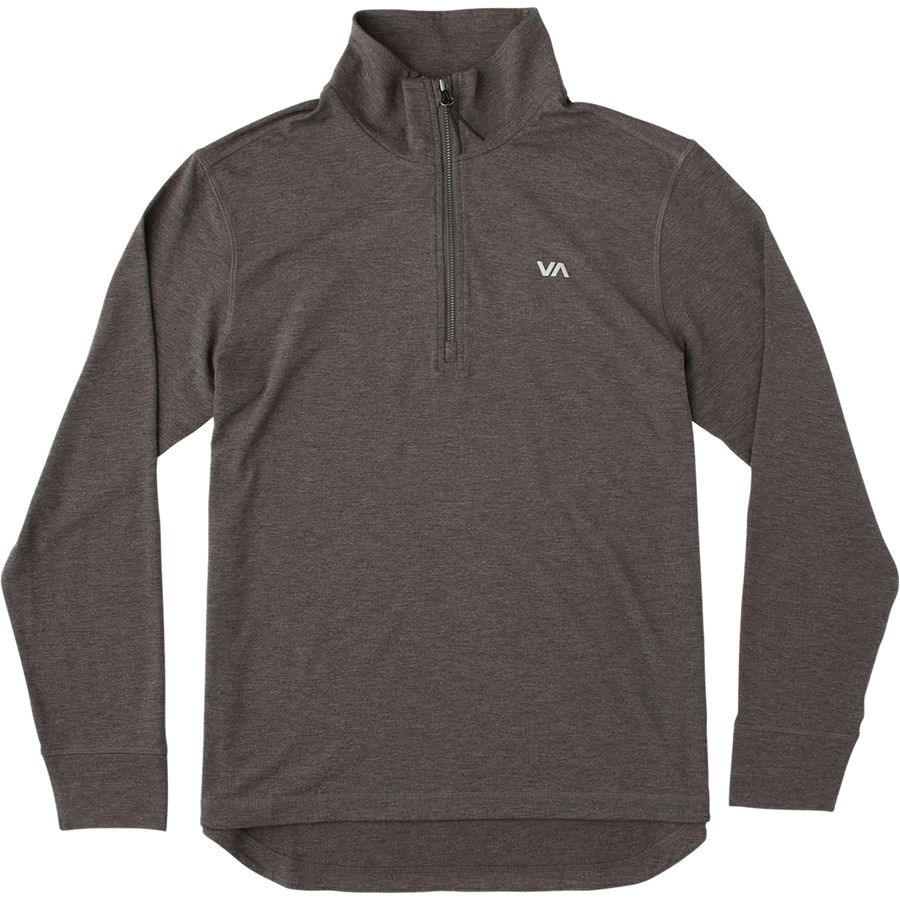 RVCA Frequency Zip Shirt - Mens